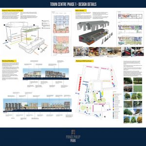 Town Centre Phase 1 - Design Details